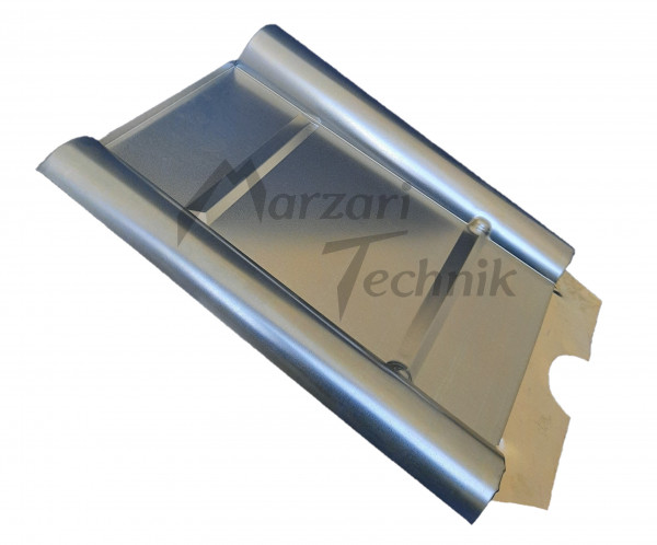 Metalldachplatte Typ Beton big