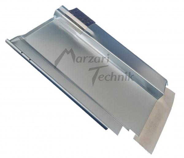 Metalldachplatte Typ Grande28M58 verzinkt