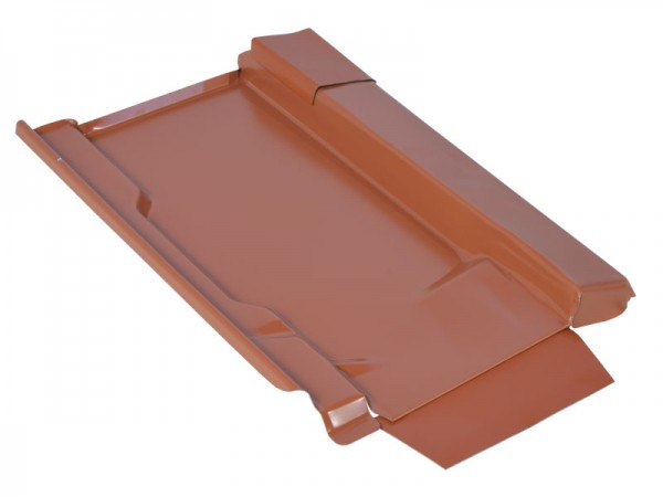 Metalldachplatte Typ Ton 255